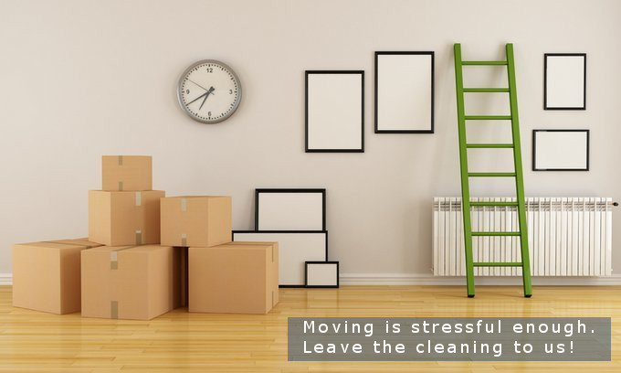 Move In/Out Cleaning Service Denver